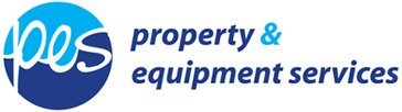 PES Property & Equipment Services Logo